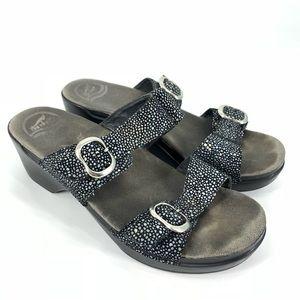 Dansko Double Strap Sandals